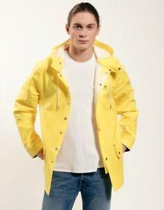 Grundens Sandhamn Jacket 309 L yellow Stutterheim Helly Hansen Guy Cotten