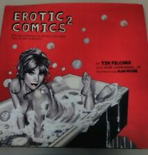Erotic Comics 2 Graphic History 1970's to Internet US Europe Gay Lesbian Photos