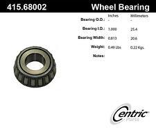 Wheel Bearing-Premium Bearing Front Outer Centric 415.68002
