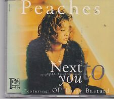 Peaches-Next To You cd maxi single