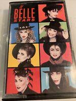 Belle Stars The Belle Stars UK cassette album ZSEEZ45 STIFF 1983