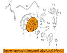 BMW OEM 04-10 X3 Rear Brake-Backing Plate Splash Dust Shield 34213332217