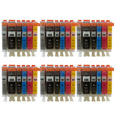 36 Ink Cartridges for Canon Pixma IP8750 MG6350 MG7150 MG7550 (Include Grey ) T