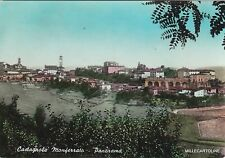 # CASTAGNOLE MONFERRATO: PANORAMA  1962