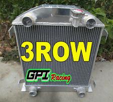 3 ROW  for FORD Model A W/FLATHEAD ENGINE 1928-1929 aluminum radiator