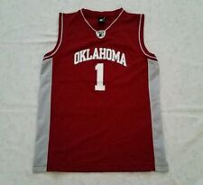 Oklahoma Sooners Basketball Youth #1 Jersey By Starter! Nice!