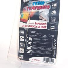 Pellicola lcd in vetro temperato 9H per SAMSUNG GALAXY S6 Edge SM-G925 + kit