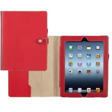Griffin trasera Bahía Funda Para Folio Funda para iPad Air 1 - ROJO