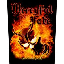 MERCYFUL FATE - DON'T BREAK THE OATH - RÜCKENAUFNÄHER * BACK PATCH