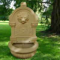 144cm Wandbrunnen Gartenbrunnen Stand-Brunnen CA23-a