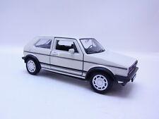 LOT 47711 Welly VW Volkswagen Golf 1 GTI 1974-1983 Modellauto PKW weiß 1:32 NEU