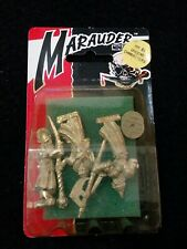 Warhammer Marauder Miniatures M51 Undead Characters new/sealed