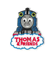 THOMAS & FRIENDS Iron on / Sew on Patch Embroidered Badge Cartoon TV PT406