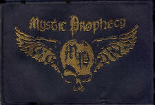 Mystic Prophecy - Logo - Aufnäher / Patch - Neu # 4990