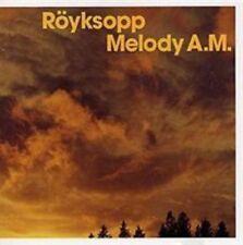 Royksopp Melody A.m 2002 UK CD Album WALLCD027