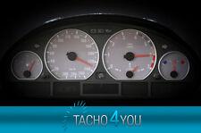 BMW Tachoscheiben 300 kmh Tacho E46 Benzin M3 GRAU 3330 Tachoscheibe km/h
