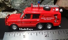 Oxford Military 1/76 Range Rover TACR2 RAF Fire Airfield Crash Rescue 76TAC006