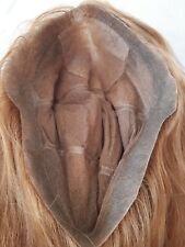 Full Lace Wig Pu Thin Skin Perimeter Naturenet Echthaarperücke Eurohaar...