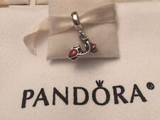 791140EN42 AUTHENTIC PANDORA STERLING SILVER SCOOTER VESPA BIKE BEAD NEW