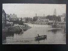 Lincolnshire BOSTON The Ferry c1905 by Boots Cash Chemist Pelham 959
