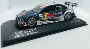 Minichamps 1/43 Audi A4 DTM 2007 Team Abt Sportsline Mattias Ekström 400071703