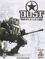 DUST WARFARE / 1947 - Core Rulebook    -=SALE=-