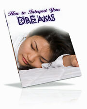 Dreaming Your Way To Wealth And Happiness - How To Interpret Your Dreams (CD)