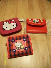 Sanrio Vintage Hello Kitty Wallets