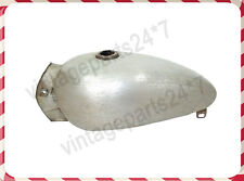 New Royal Enfield Trials Raw Steel Petrol Tank