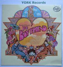 BOY FRIEND - Cast Recording - Excellent Condition LP Record MFP 50002