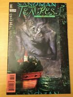 SANDMAN 75, SEE PICS FOR GRADE, RARE 2ND PRINT LAST ISSUE, GAIMAN, VERTIGO