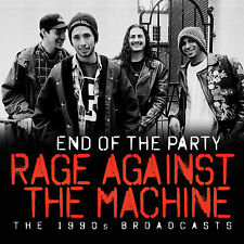 RAGE AGAINST THE MACHINE New Sealed 2018 UNRELEASED 1990s LIVE CONCERTS CD