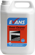 EVANS - OVEN CLEANER - 2 X 5 LTRS