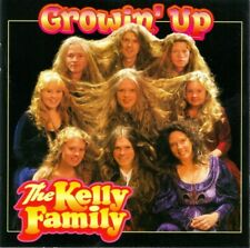 The Kelly Family – Growin' Up (CD, Album)