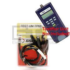 Test-Um JDSU Testifier TP650 TP655 TP68 2ft. RJ45 Plug To 8 Alligator Clip Set