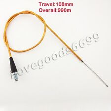 Twist Throttle Cable For Thumpstar Apollo Orion SSR Coolster SDG GPX Pit Bikes