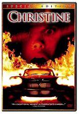 Christine Special Edition DVD Steven King John Carpenter Horror New Free Shippin