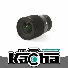 NUEVO Sigma 16mm f/1.4 DC DN Contemporary Lens for Sony E Mount