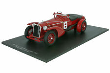 1932 ALFA ROMEO 8C #8 LEMANS WINNER R.SOMMER/L.CHINETTI 1/18 BY SPARK 18LM32