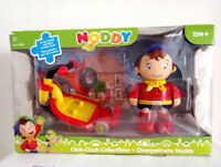 New Noddy with scooter Action Figures Doll Kids Gift
