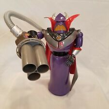 "Talking Emperor Zurg Action Figure 14"" Disney Toy Story With Balls, Talks! Rare"