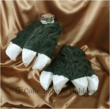NEW Godzilla Feet Plush Slippers Toy Vault Kaiju Toho Monster