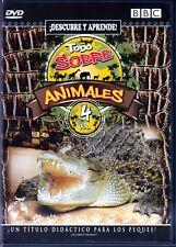 *BBC Descubre y Aprende Todo sobre Animales Vol. 4 (DVD)