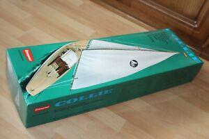 """RC Modellsegelyacht """"Collie"""" (710 mm)  Graupner (2125)  Scale ca. 1:10  OVP !"""