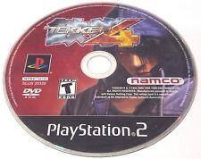 Tekken 4 (Sony PlayStation 2, 2002)(DISC ONLY) #1361