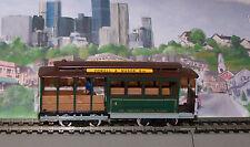 HO PUBLIC PASSENGER TRANSPORT POWELL & MASON STREET SAN FRANCISCO CABLE CAR