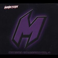 Audio CD Monster Collection Vol. 4  - Free Shipping