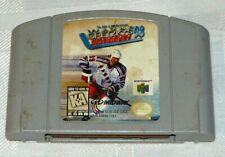 Wayne Gretzky's 3D Hockey '98 (Nintendo 64, 1997) N64 / Tested / CART ONLY