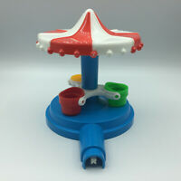 Vintage 1986 Disneyland Mickey Mouse Playmates Train Replacement Merry-Go-Round