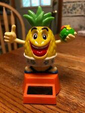 NEW Solar Powered Dancing Toy SUMMER - Pineapple Guy